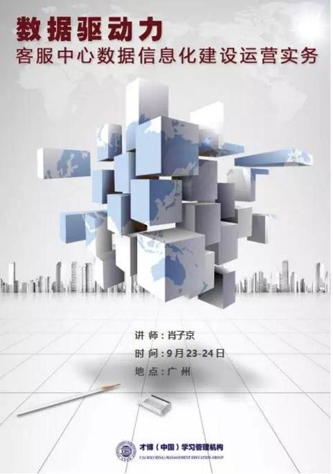数据驱动力——客服中心数据信息化建设运营实务 - 肖子京